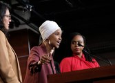 Ilhan Omar Responds To Trump Rally's 'Send Her Back' Chant
