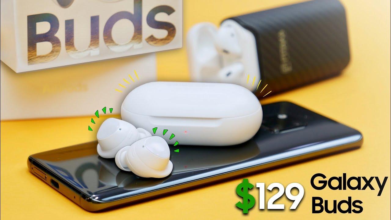 Samsung Galaxy Buds vs Apple AirPods- Impressive..