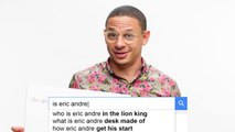 Eric Andre Answers the Web's Most Searched Questions