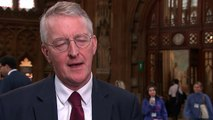 Hilary Benn: Parliament will not be shut out