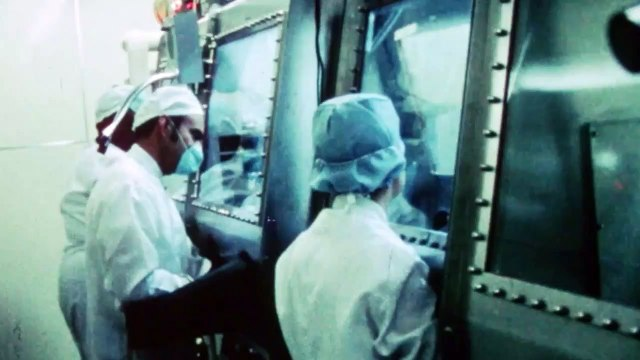 Uncovered 1969 Footage Shows NASA Searching For Alien Life In Apollo 11 Samples