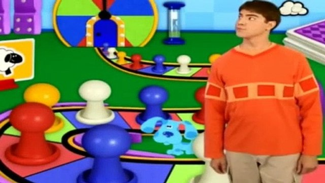 Blues Clues Season 5 Episode 9 - Patience