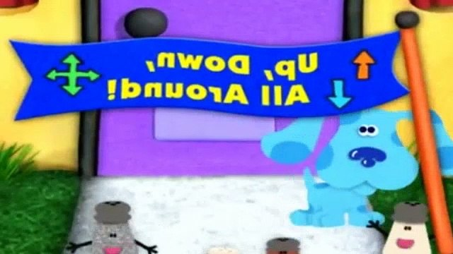 Blues Clues Season 5 Episode 13 - Up Down, All Around