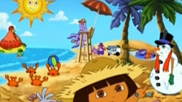 Dora the Explorer Season 4 Episode 16 - The Mixed-Up Seasons