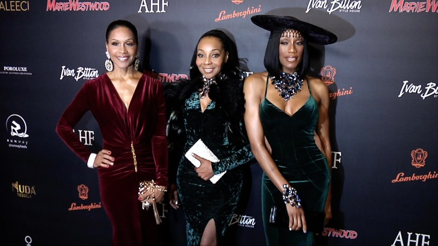 En Vogue 2019 Marie Westwood Magazine Summer Launch Party Red Carpet