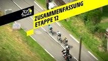 Zusammenfassung - Etappe 12 - Tour de France 2019