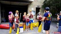 Visite de Grenoble en Canoe