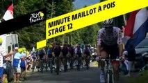 La minute Maillot à pois Leclerc - Étape 12 - Tour de France 2019
