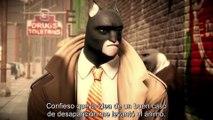 Blacksad Under The Skin Trailer de la Historia