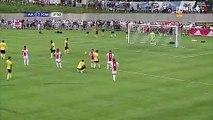 0-1 Andre Gray Penalty Goal - Ajax 0- 1  Watford  - 18 07 2019
