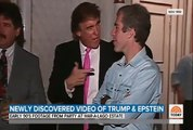 MVGEN: Donald Trump And Jeffrey Epstein : Thank You For Being A Friend