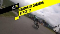 Onboard camera Emotions - Étape 12 / Stage 12 - Tour de France 2019