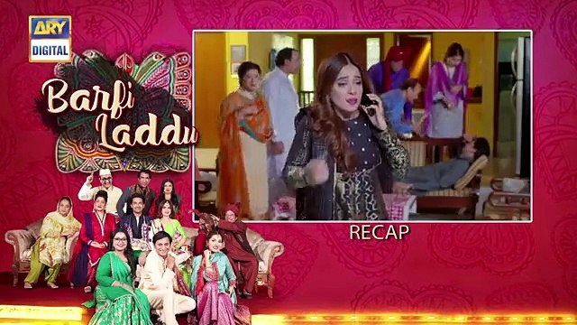 Barfi Laddu ¦ Ep 8 ¦ 18th July 2019 ¦ ARY Digital Drama