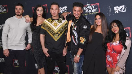 'Jersey Shore' Cast Reunites to Talk Family, Relationships and the Upcoming Season