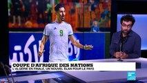 """CAN: """"En Algérie, football et politique sont étroitement liés"""""""