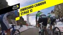 Onboard camera - Étape 12 / Stage 12 - Tour de France 2019