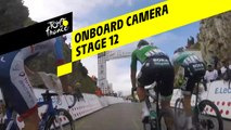 Onboard camera - Étape 12 / Stage 12 - Tour de France 2019
