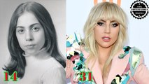 Lady Gaga - From 1 To 31 Years Old