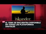 Iskander presenta su sencillo 'Y sin embargo se apaga el sol'