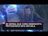 Thor 4 está en fase de producción