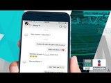 Los mensajes de Whatsapp entre Gignac y espontánea | Noticias con Francisco Zea
