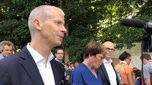 Le ministre de la Culture salue le modèle économique des Charrues