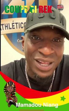 Le Message de soutien de Mamadou Niang aux Lions