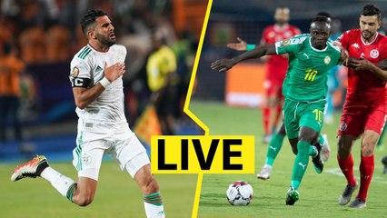 Suivez le match final Algérie – Sénégal en DIRECT