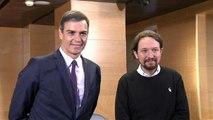 Podemos rechaza un gobierno del PSOE en solitario