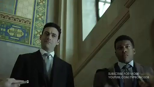 Pearson 1x02 Promo The Superintendent (HD) Suits spinoff starring Gina Torres