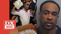 Alabama Rapper K Digga Arrested After Allegedly Throwing $250K Of Meth From His Balcony