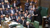 John Bercow loses it in the Commons at SNP walkout