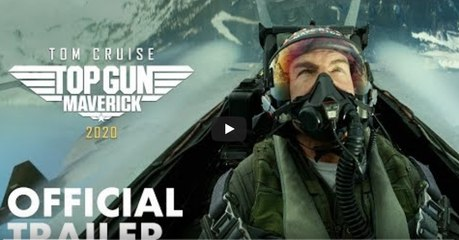 TOP GUN 2 MAVERICK - Official Trailer - Tom Cruise 2020 vost