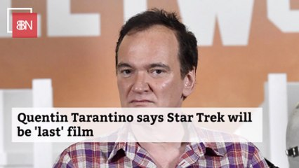 This Could Be Quentin Tarantino's Last Movie