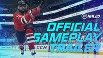 NHL 20 - Trailer de gameplay