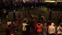 France Supporters Clash With Riot Police in Paris Following World Cup Win