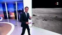 Le 20 juillet 1969, l'Homme marchait sur la Lune