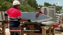 Vaucluse : une centrale solaire sur l'eau