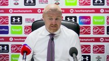Burnley boss Sean Dyche hails winning draw