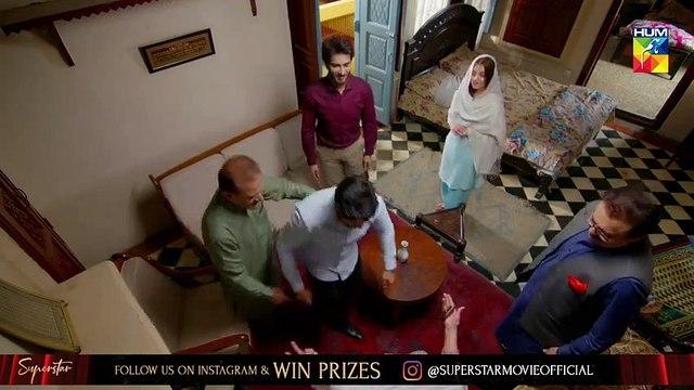 Kun Faya Kun Episode #03  HUM TV Drama 18 July 2019