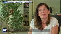 La journaliste du Monde Ariane Chemin raconte comment elle a contacté Alexandre Benalla, après l'avoir identifié sur la vidéo de la Contrescarpe