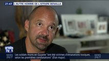 Vincent Crase raconte son intervention place de la Contrescarpe avec Alexandre Benalla
