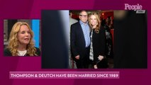 Lea Thompson & Howard Deutch's Very Romantic 30th Anniversary Plans: 'We're Going to Meetings!'