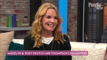 Zoey Deutch's Inner Circle 'Vies' to Go with Her on Work Trips, According to Mom Lea Thompson
