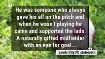 Local footballer dies aged 37