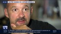 Vincent Crase explique l'état de ses relations avec Alexandre Benalla