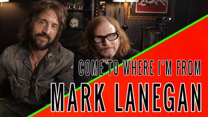 MARK LANEGAN:  Come To Where I'm From Episode #12