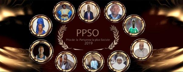 Prix PPSO 2019- La Fondation Keur Rassoul dévoile la liste finale des 10 personnalités les plus sociales au Sénégal