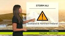 Scot Weather 190918 Storm Ali