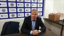WATCH: Jackett gives verdict on Portsmouth result